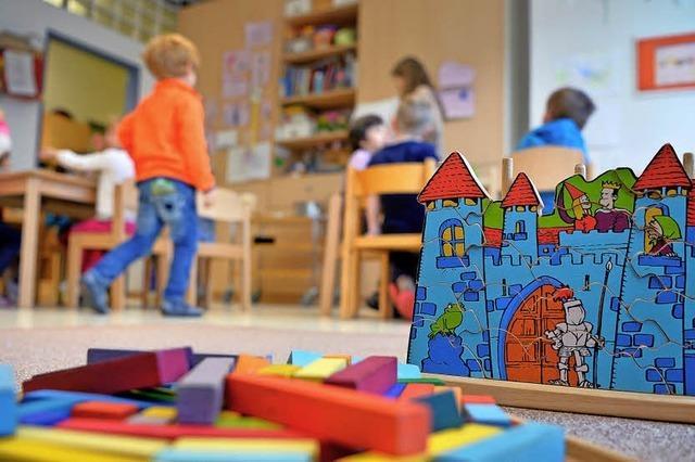 Kindergarten wird wohl teurer