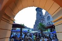 Winzer, Gastronomen und Organisator sprechen von Rekordumsatz auf dem Weinfest