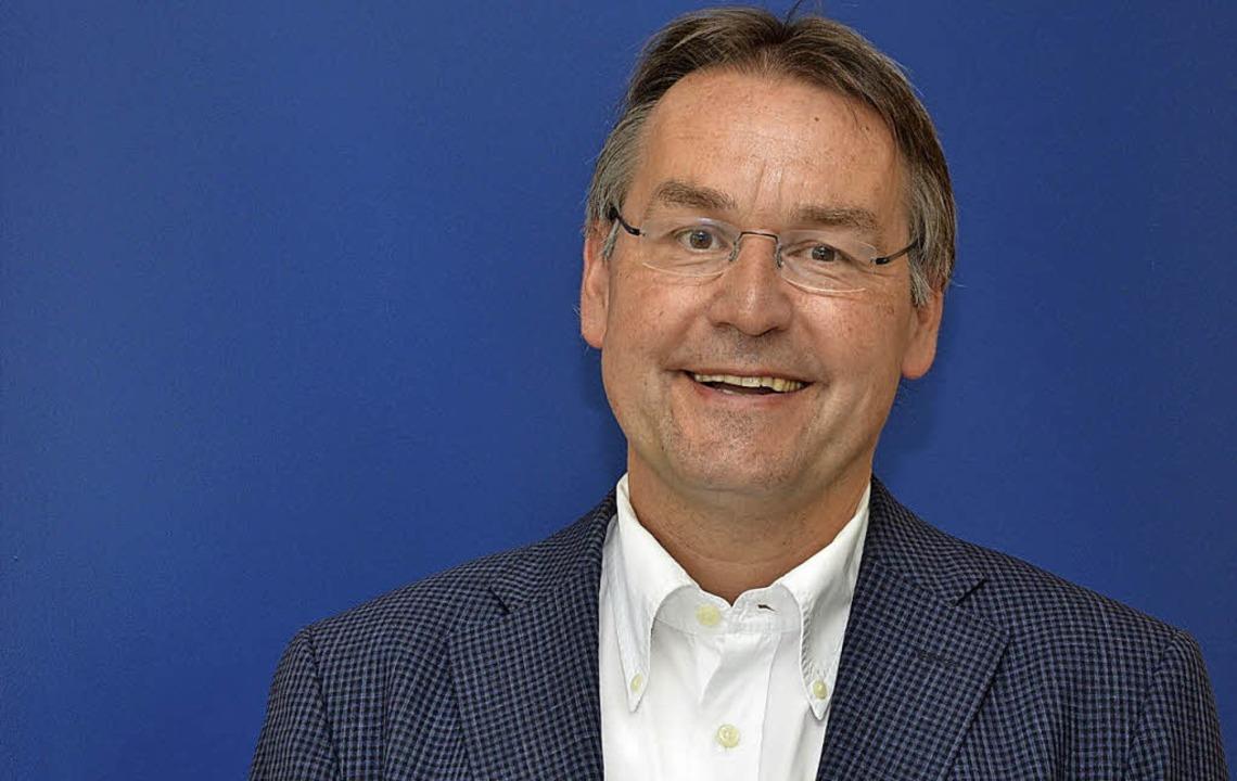Neuzeit-Historiker Christoph Kampmann   | Foto: Universität Marburg