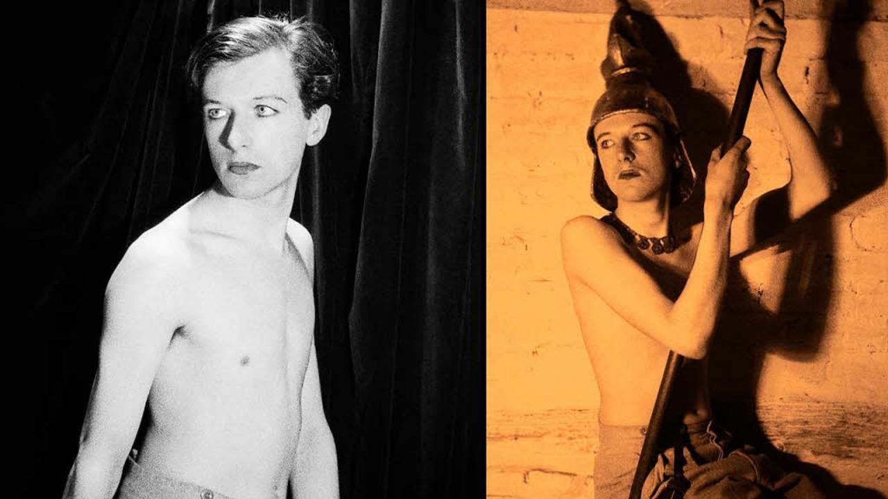 Selbstporträts von Cecil Beaton, späte 1910er Jahre  | Foto: Studiocanal