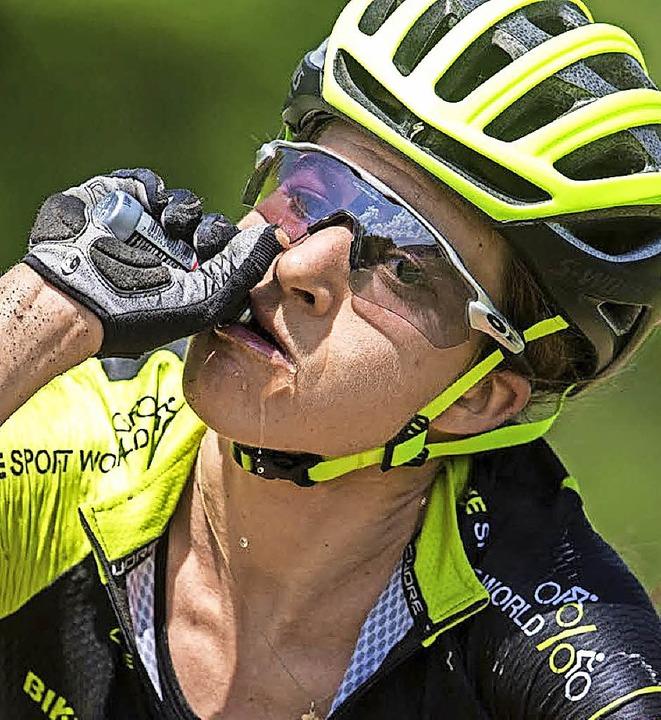 Zwei Knochenbrüche hat Adelheid Morath...rra kehrt sie in den Weltcup zurück.    | Foto: sportograf