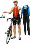 Was braucht es für einen Triathlon?
