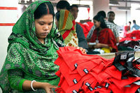 Kampf um giftfreie Textilproduktion
