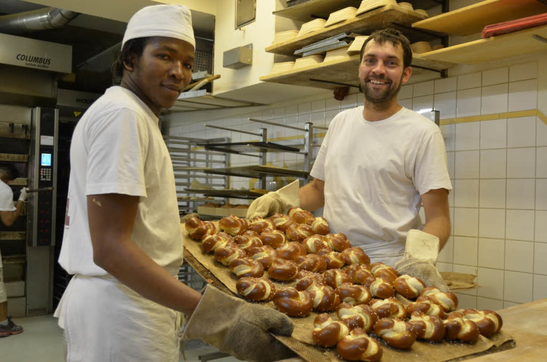 Viele Brotsorten, aber wenig Nachwuchs bei den Bäckern  | Foto: Moritz Lehmann