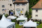Fotos: Gartenmesse Diga auf Schloss Beuggen in Rheinfelden