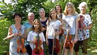 Folk-Strings und Die Furchtlosen 7 1/2 in Emmendingen