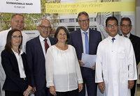 Eine Million Euro für die Klinik