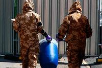 Scotland Yard: Behälter mit Nowitschok in Amesbury gefunden