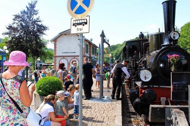 Feinstaub-Diskussion zur Kandertalbahn: Sind die Sorgen der Anwohner berechtigt?