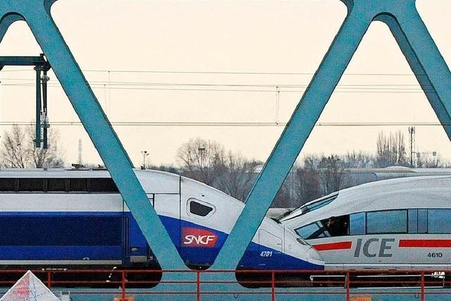 EU bremst Zug-Allianz von Siemens und Alstom