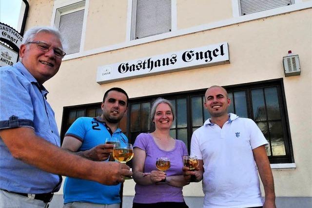 In Wallbach wird das Dorfgasthaus Engel wiederbelebt
