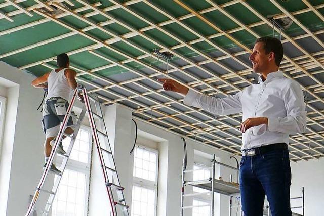 Tanzschule Gutmann eröffnet im alten Fuchsen-Kino einen Ballsaal