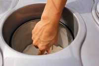 Das Ebringer Bolleschlotzer-Eis ist kalt und köstlich
