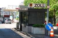 Bei Waren bleiben zwischen Deutschland und der Schweiz Grenzen gesetzt