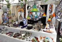 Fotos: Kunsthandwerkermarkt in Staufen
