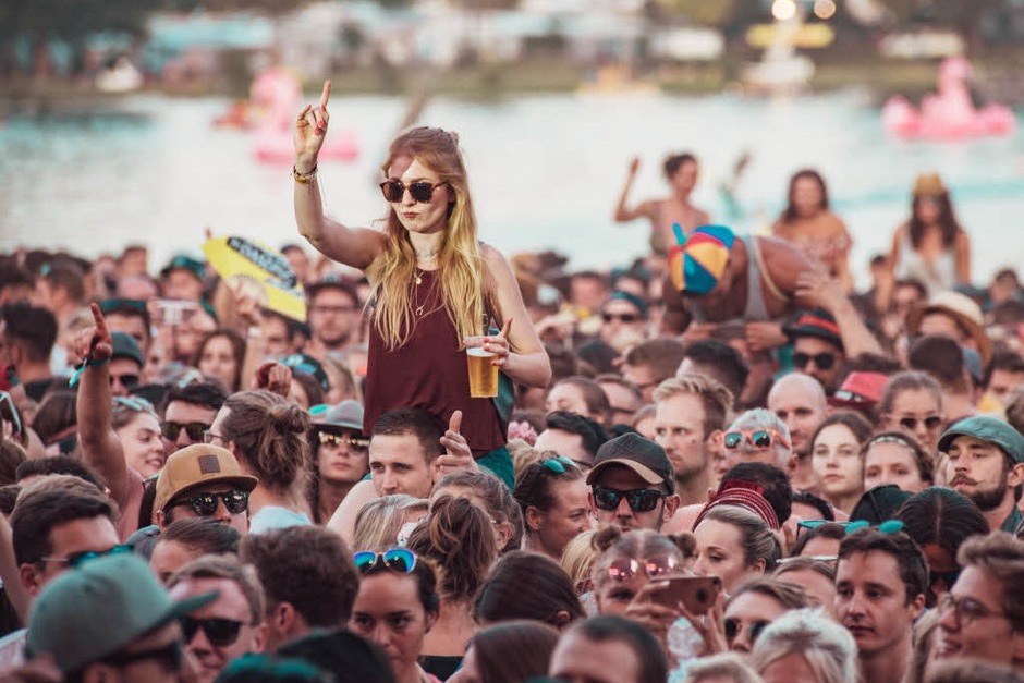 So war der Samstag auf dem Sea-You-Festival am Tunisee (Foto: Fabio Smitka)
