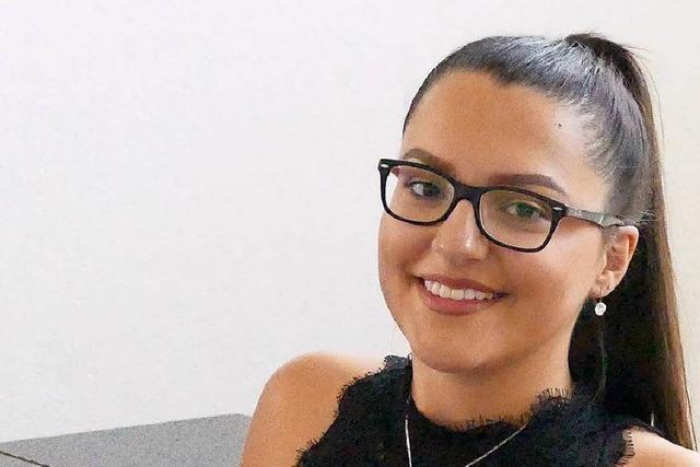 Gianna Sternberger gewinnt den Binzen Voice Contest