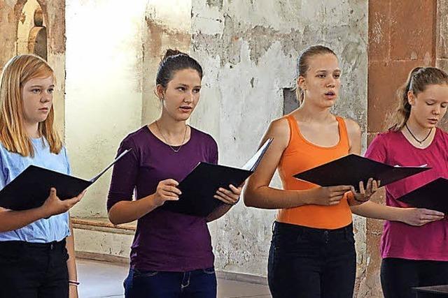 Frische, junge Stimmen in der Alten Kirche