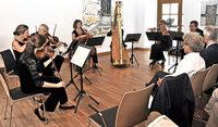 Musikalische Leckerbissen als Festmenü