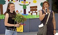 Von der Notenwartin zur Trägerin des Ehrenamtspreises