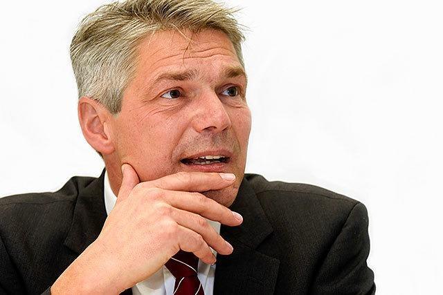 Finanzbürgermeister Breiter: