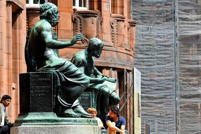 Zum Alumni-Treffen kamen rund 1000 Ex-Studenten nach Freiburg zurück