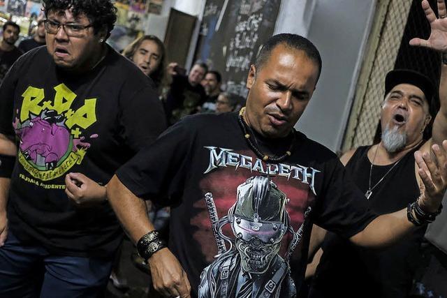 Jesus und Heavy Metal