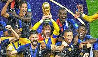 Frankreich ist Fußball-Weltmeister