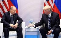 """Trump: Unsere Beziehung zu Russland war """"NIEMALS"""" schlechter"""