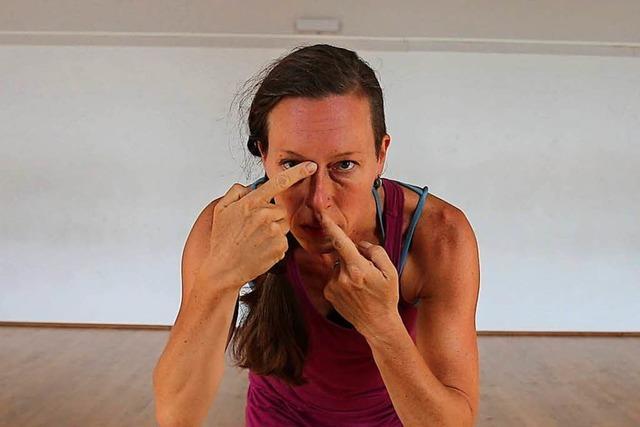 Video: Das verrückte Improvisations-Interview mit Künstlerin Silke Pfaff