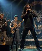 Rockband Station four spielt in Rheinfelden-Karsau