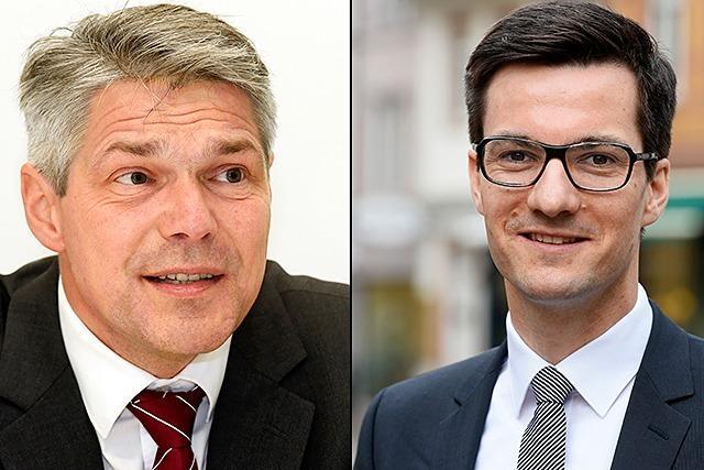 OB Martin Horn bestellt Finanzbürgermeister nach Kritik ein