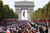 Was sind die Champs-Elysées?