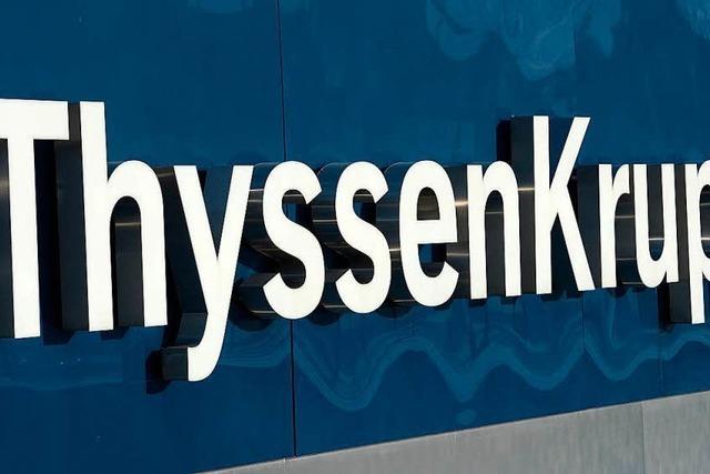 Krise bei Thyssenkrupp