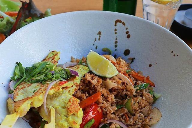 Das vietnamesische Restaurant Banoi hat in der Turnseestraße eröffnet
