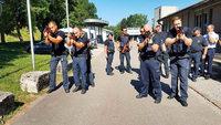 Video: Polizisten vom Hochrhein trainieren für Anti-Terror-Einsatz