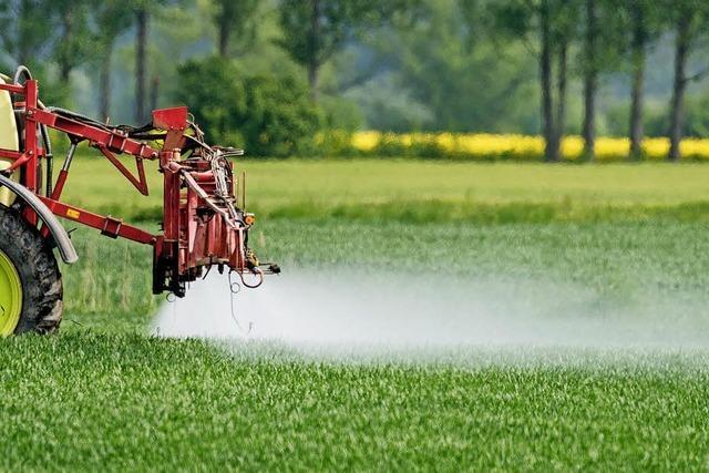 Der Wunsch nach weniger Pestiziden