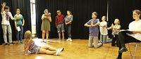 Schüler schreiben Musical