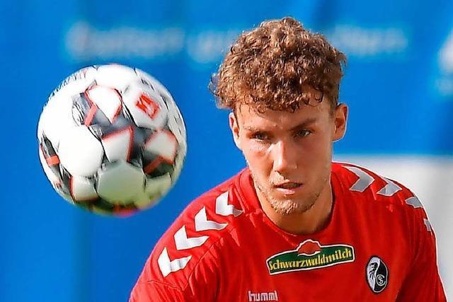 Neuzugang Luca Waldschmidt könnte Stammspieler werden