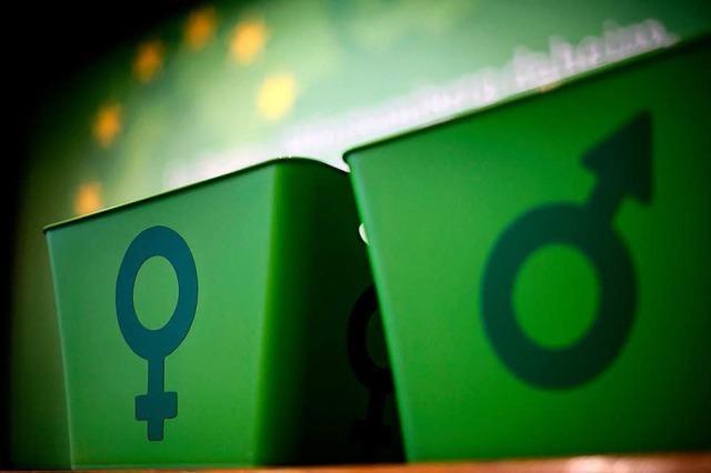 Die Kreisräte vergreifen sich bei der geschlechtergerechten Sprache im Ton