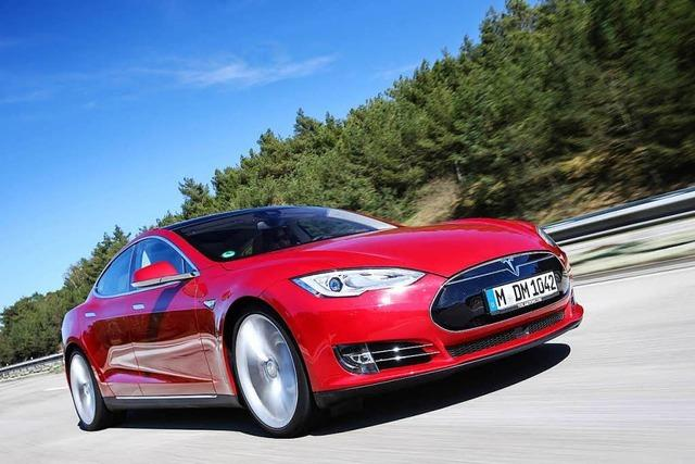 Tesla will Rückforderung der Umweltprämie für Kunden abfedern