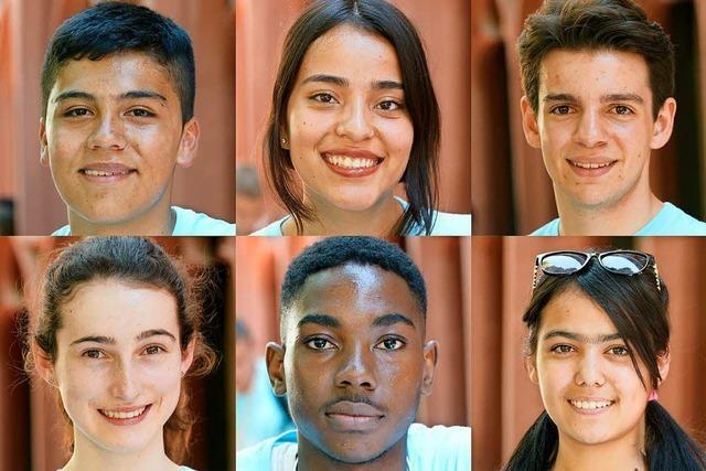 Warum Jugendliche aus aller Welt Deutsch lernen wollen