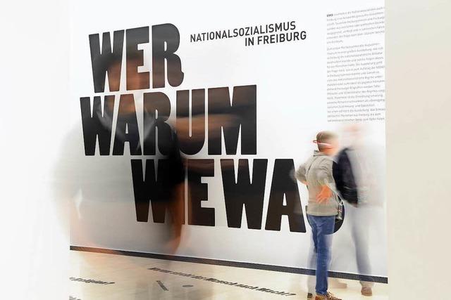 Der Freiburger Gemeinderat entscheidet über ein NS-Dokuzentrum