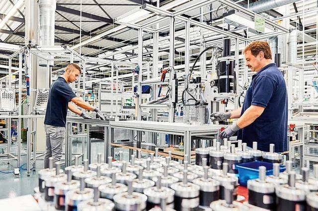 Die Neugart GmbH entwickelt, produziert und vertreibt Planetengetriebe und kundenspezifische Sondergetriebe
