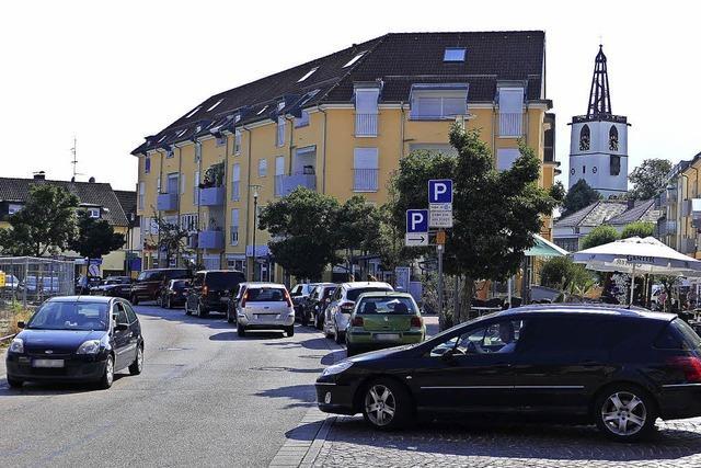 Denzlinger Rat will Tempo 20 in der Rosenstraße