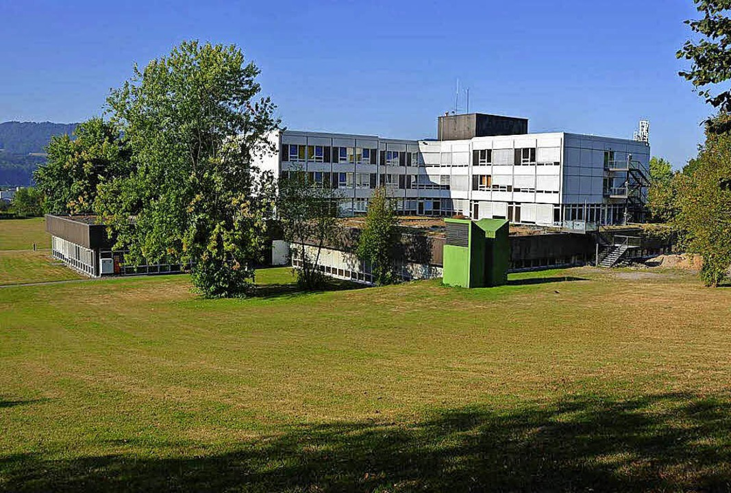 Der Kreistag hat über den künftigen Campus am Meisenhartweg beraten.   | Foto: Archivfoto: Felix Held
