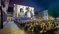 Filmvergnügen vor historischer Kulisse