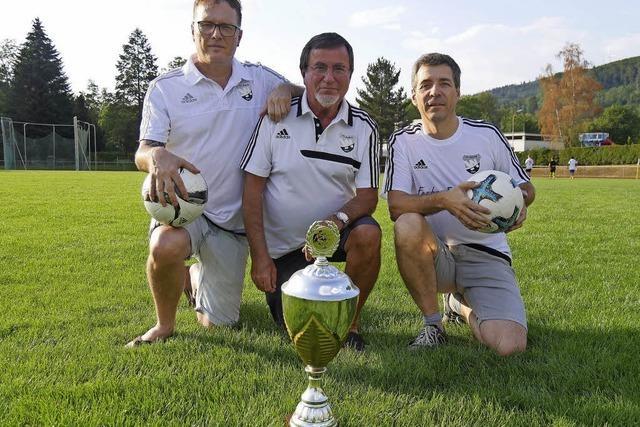 Kicker wappnen sich für Wehratalpokal