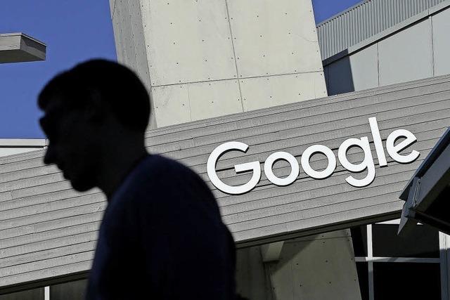 EU zeigt Google die Zähne