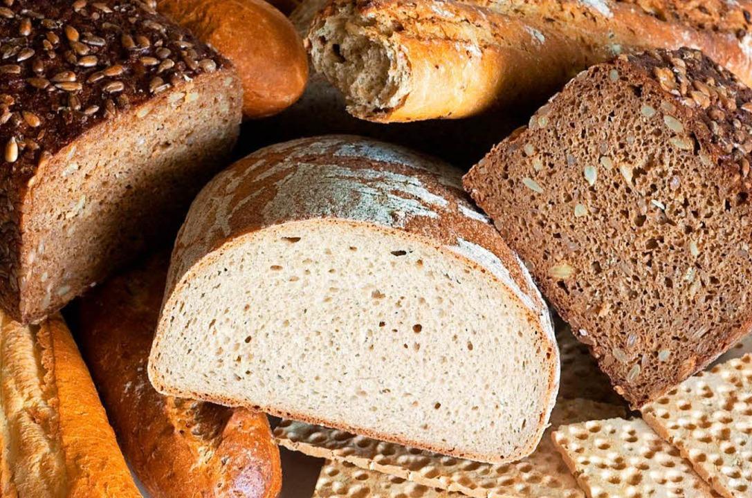 Verschiedene Brotsorten.  | Foto: dpa